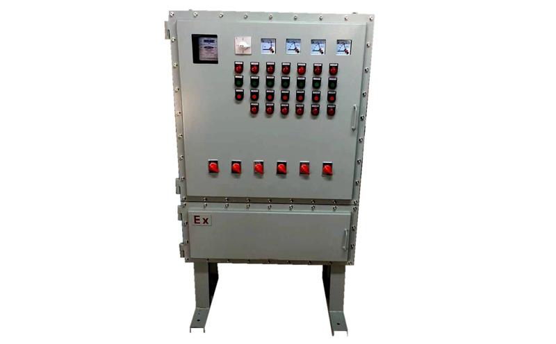 防爆控制箱如何控制标准
