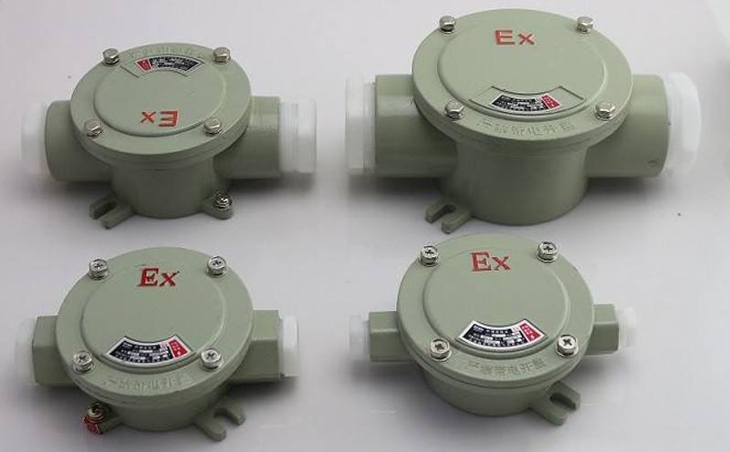 高压防爆电缆管件连接器工艺