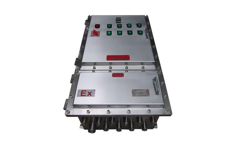 防爆控制箱安装技术质量