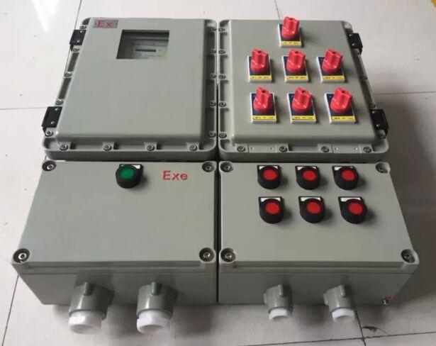 防爆控制电器箱