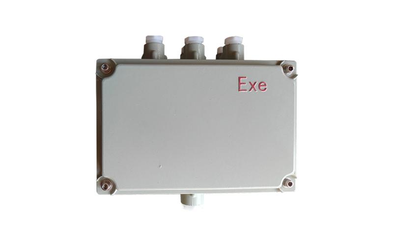 防爆接线箱管件的安装