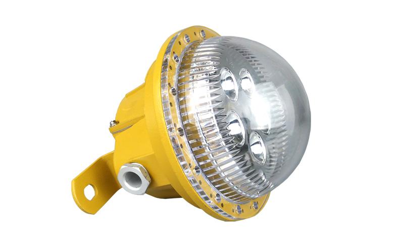 led防爆灯在喷漆房的作用特点