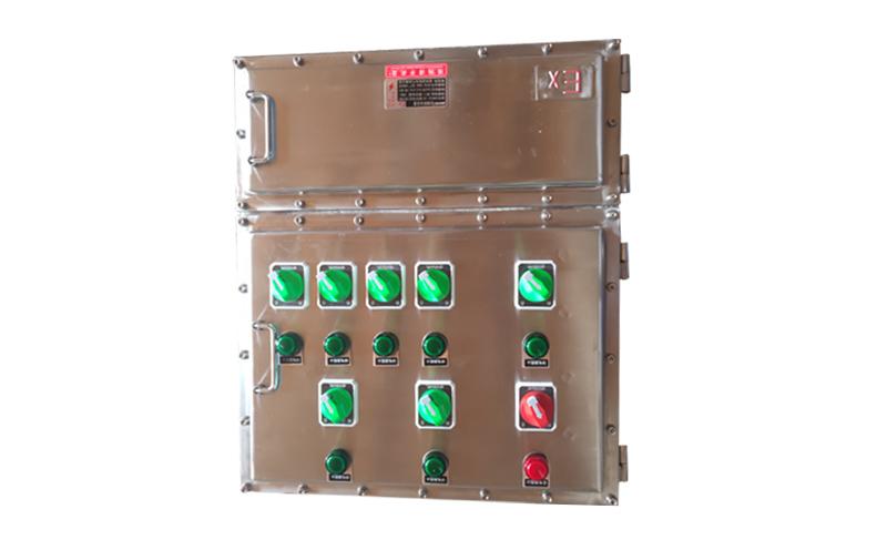 水泵防爆控制箱技术特点优势