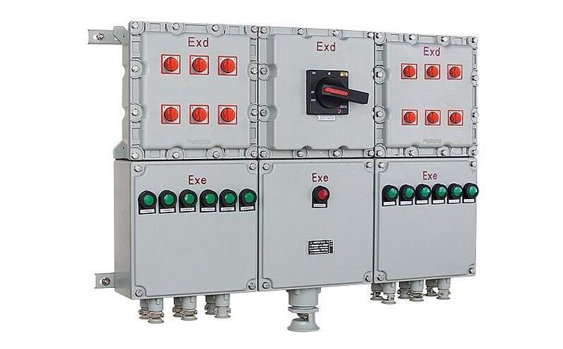 防爆配电箱使用的额定工作要求