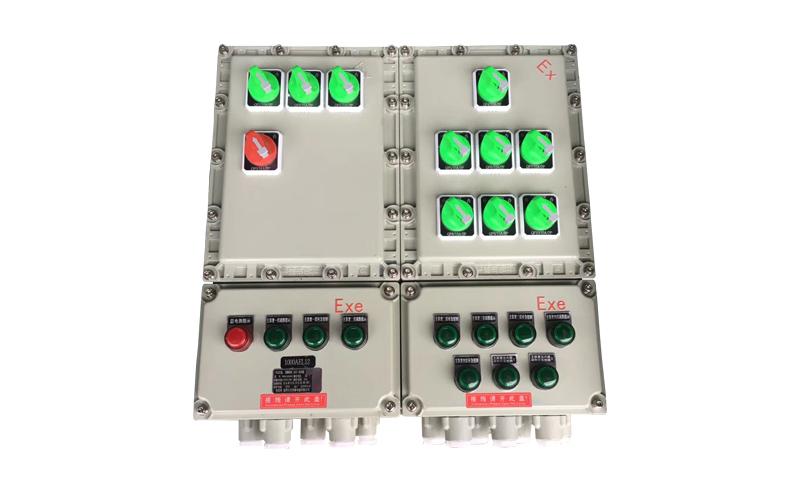 防爆照明控制箱技术规格参数