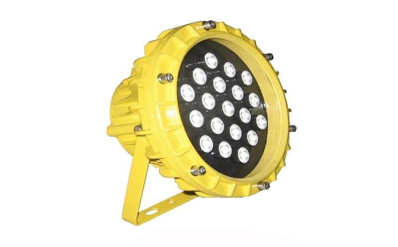 LED防爆投光灯技术规格参数