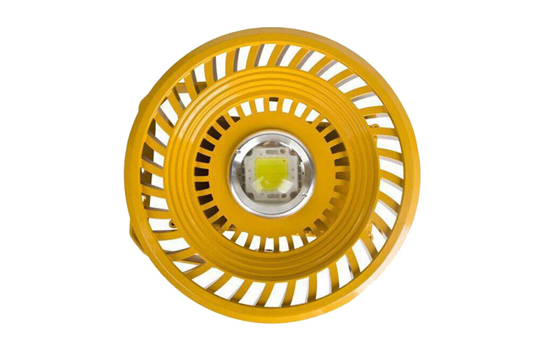 LED投光防爆灯包装及品质说明