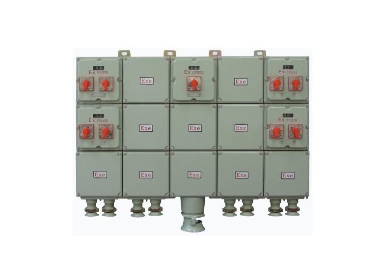bxmd51防爆照明配电箱结构特点