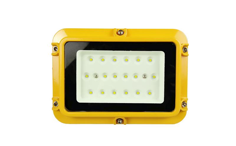 LED防爆探照燈應用領域及環境