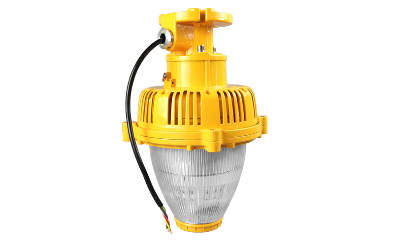 LED防爆探照燈安全及監控