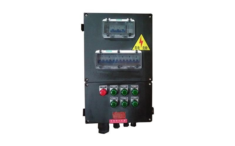 防爆配电箱的种类及类型