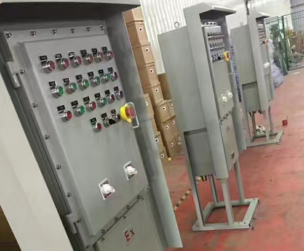 防爆配电箱型号分类