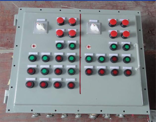 eps防爆配电箱电压表的意思