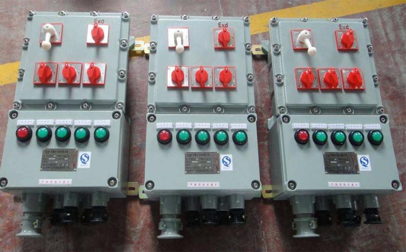 防爆配电箱有哪些技术要求
