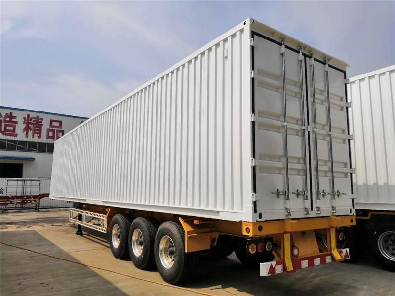 13米集装箱半挂车