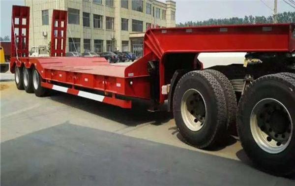 半挂车轮胎的维护与保养-金安半挂车
