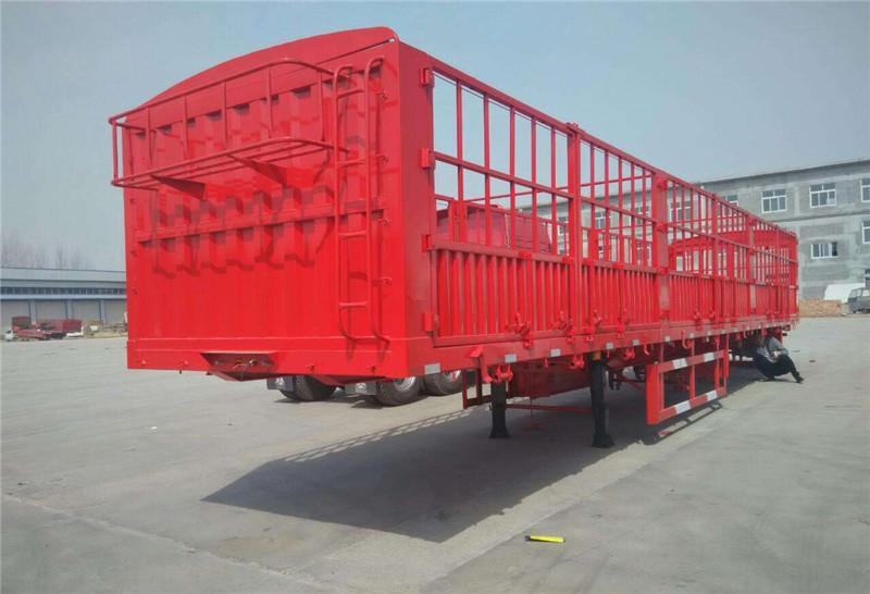 严格的生产制造管理体系保证挂车质量