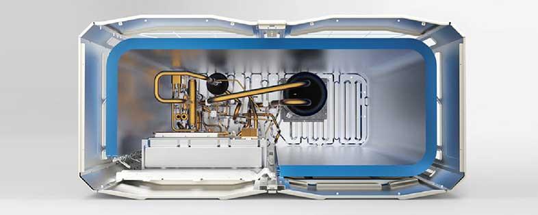 全新G型高效换热器