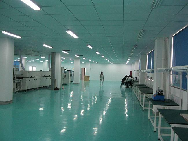 重庆厂房装修,厂房装修注意事项,厂房装修设计原则