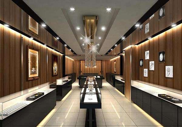 重庆珠宝店装修,珠宝店装修要点,珠宝店装修注意什么
