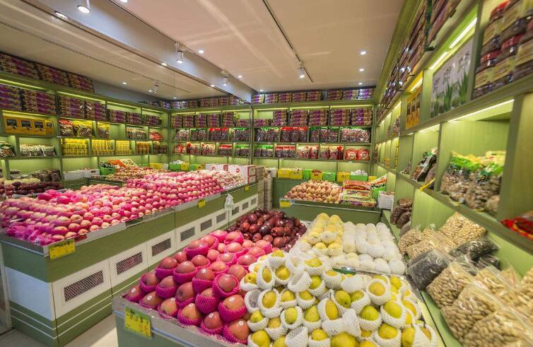 重庆水果店装修,水果店装修要点,水果店装修注意事项