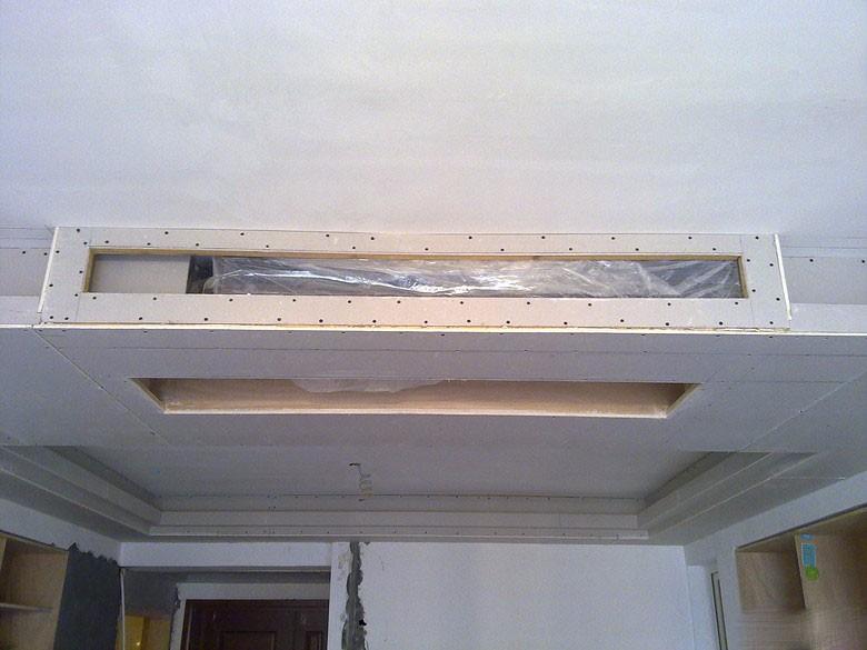 过来人告诉你中央空调吊顶留灯槽到底好不好
