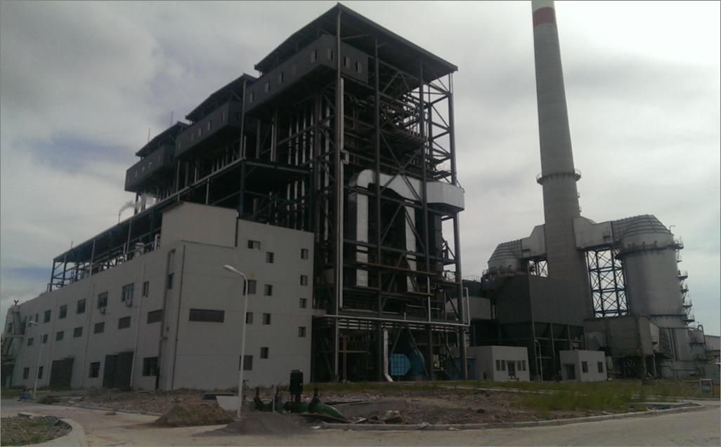 水煤浆发电总承包工程