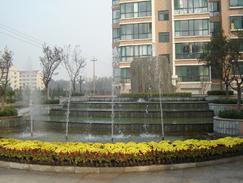 喷泉水景施工案例之周村旺龙花园喷泉.jpg