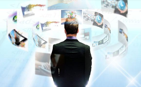 企业网站策划