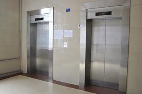 电梯保护系统
