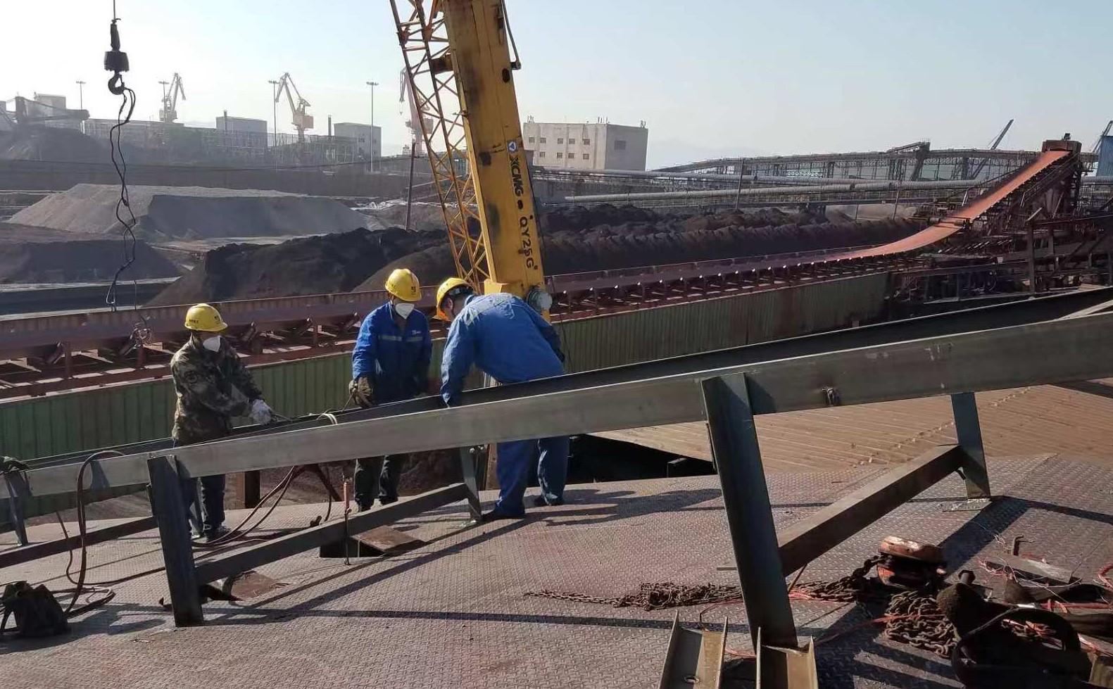 EP输送带在钢厂的应用
