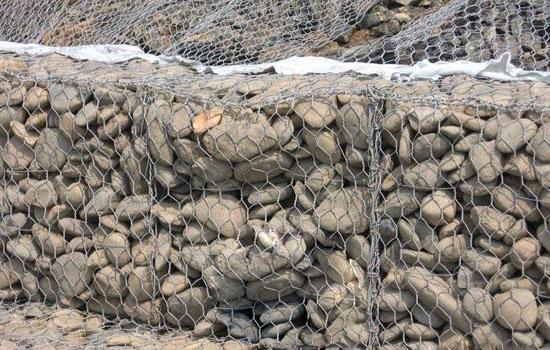耐腐镀锌石笼网