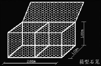 石笼网规格
