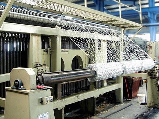 石笼网厂家编织技术