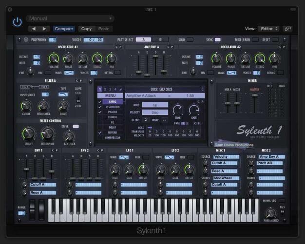 LennarDigital Sylenth1 2.2 综合舞曲电音合成器 软音源 1051个音色扩展包