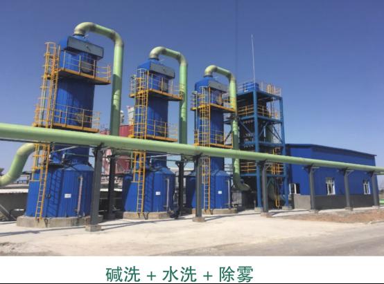 CS2和H2S恶臭气体治理工程