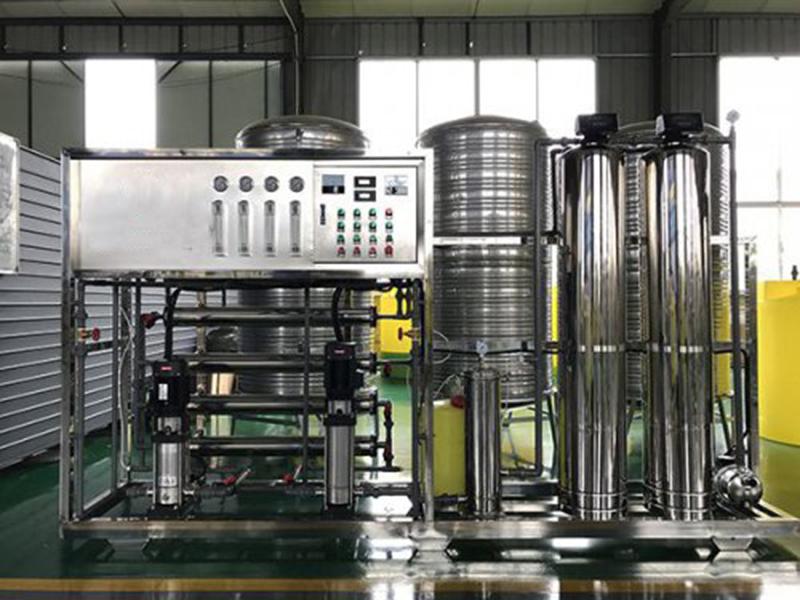 汽车尿素液生产设备