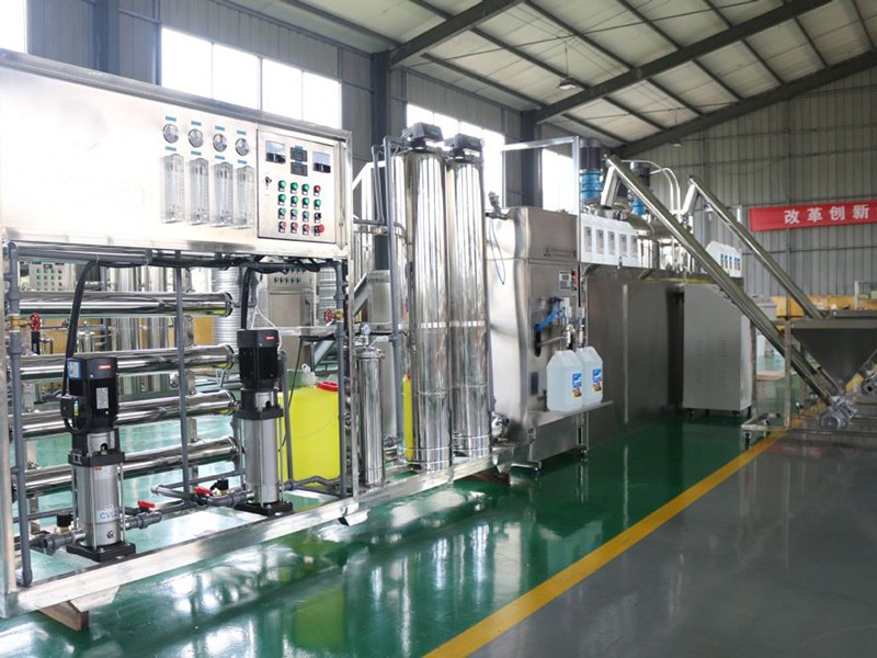 車載尿素液生產設備