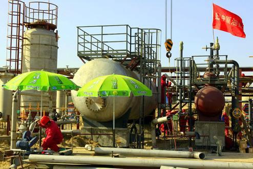 哈萨克斯坦油田天然气市场规划