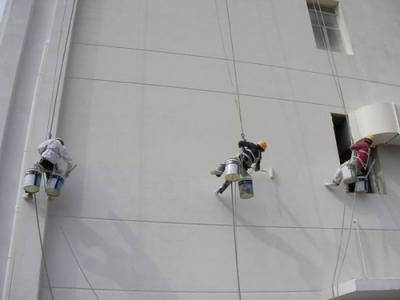 外墙防水施工2
