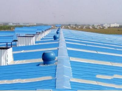 屋面防水施工3