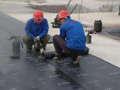 屋面防水施工5