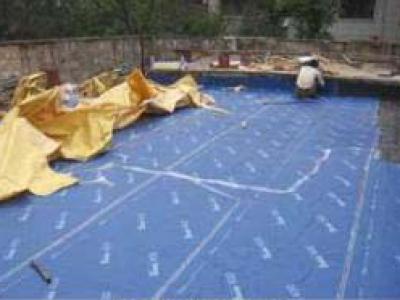 屋面防水施工6