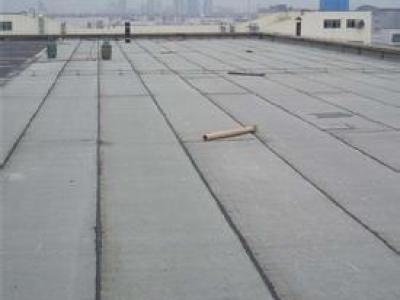 屋面防水施工7