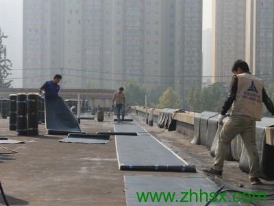 屋面防水施工1