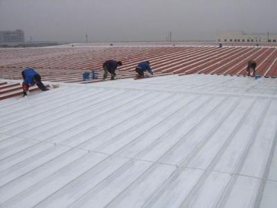屋面防水施工4