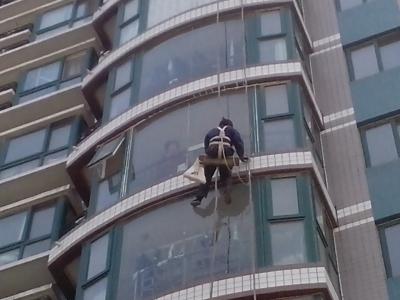 飘窗防水施工