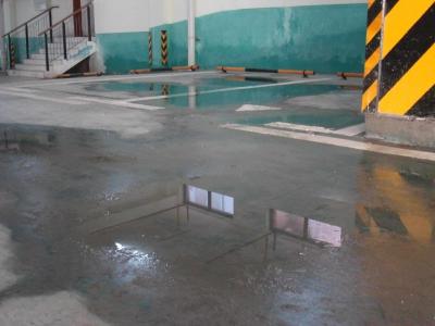 地下车库防水施工