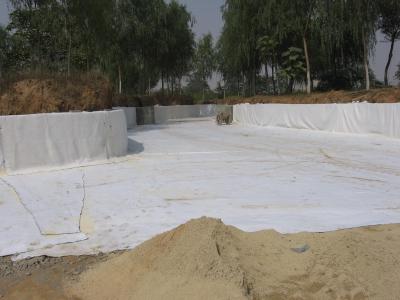 景观水池泳池防水