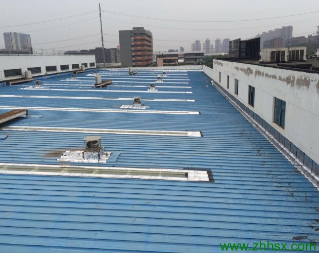 厂房屋面防水改造